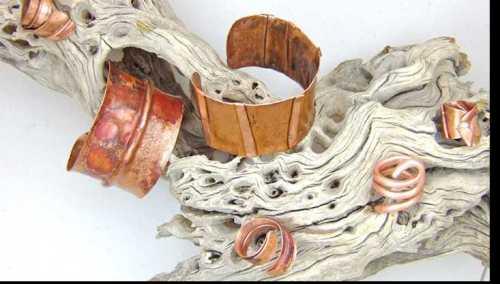 Copper Cuff image