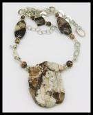 Agate Slab Necklace