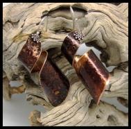 peanut oil earrings