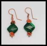 3 Malachite copper