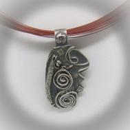 Sacred Spiral Pendant