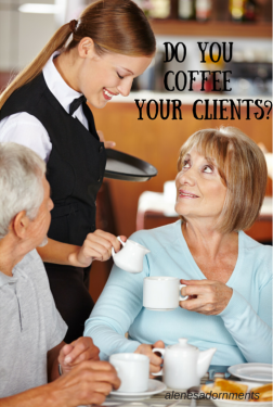Do YouCoffeeYour clients- 3